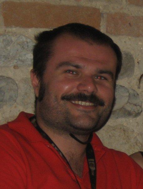 """Mirco """"Canon"""" Tagliaferri, 44, Plaisance, Italy"""