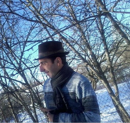 Minas Chobanyan, 28, Yerevan, Armenia