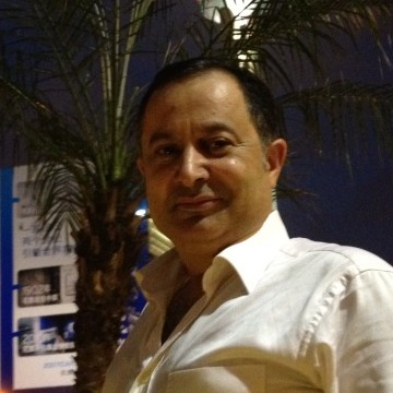 cenk, 45, Moscow, Russian Federation