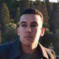 Mohammed Elouizi, 26, Marrakesh, Morocco