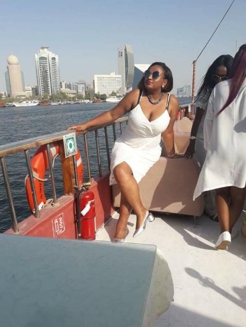 Tigist, 35, Dubai, United Arab Emirates