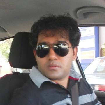 Sandeep Choudhary, 35, Johannesburg, South Africa