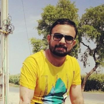 Bilal Arshad, 28, Lahore, Pakistan