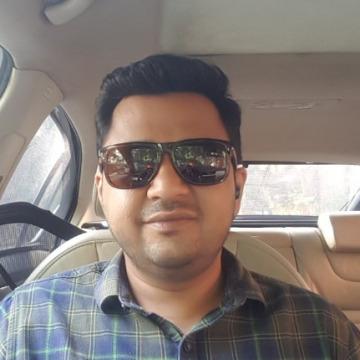 Parth, 38, Ahmedabad, India