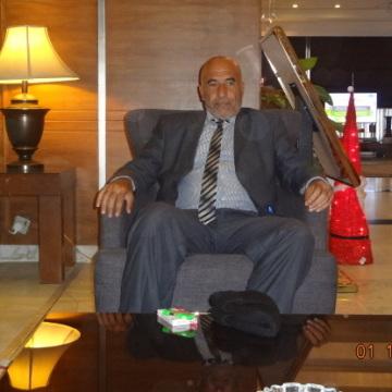 Tariq Alghsany, 55, Baghdad, Iraq