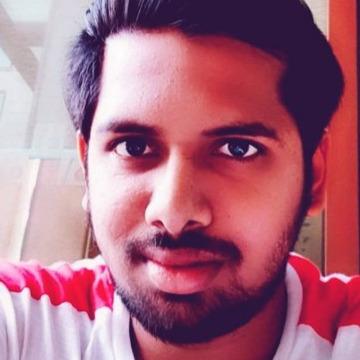 Bhanu Prathap, 27, Hyderabad, India
