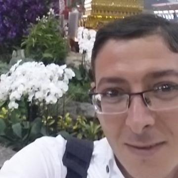 KROMAR MAGDY, 41, Cairo, Egypt