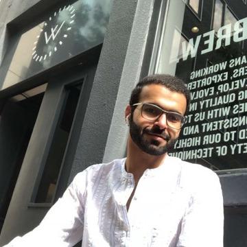 Fahad, 27, Doha, Qatar