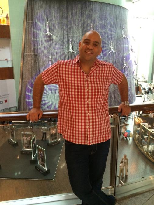 waleed, 43, Dubai, United Arab Emirates