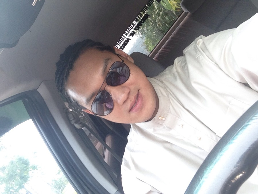 Izzat Johar, 29, Kuala Lumpur, Malaysia