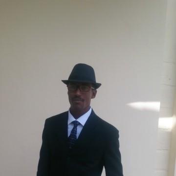 Jean Ronald Fils Aime, 53, Port-au-Prince, Haiti
