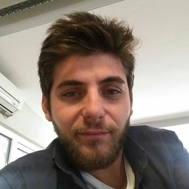 Umut Ekici, 29, Istanbul, Turkey