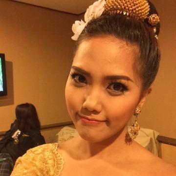 Kowfang, 30, Bangkok, Thailand