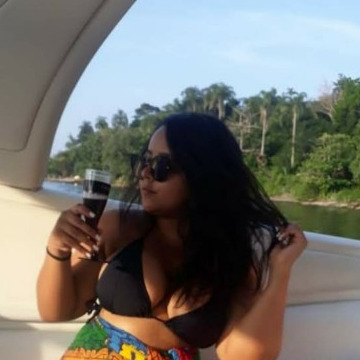 Amanda Freitas, 25, Rio de Janeiro, Brazil