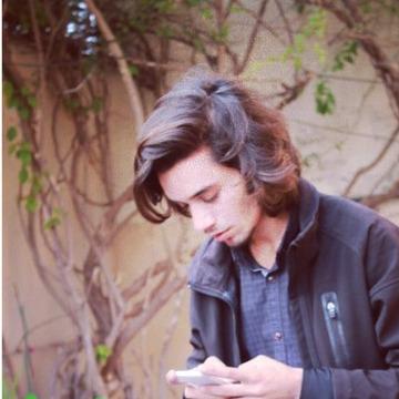 Abuzar, 21, Islamabad, Pakistan