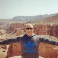 Nadeem Khalid, 38, Almaty, Kazakhstan