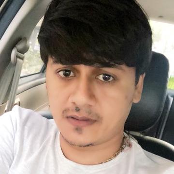 Samkit, 30, Ahmedabad, India