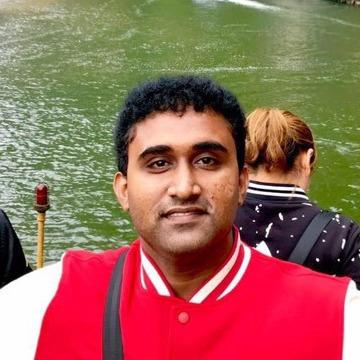 Ishara Madushanka Randunu, 30, Colombo, Sri Lanka