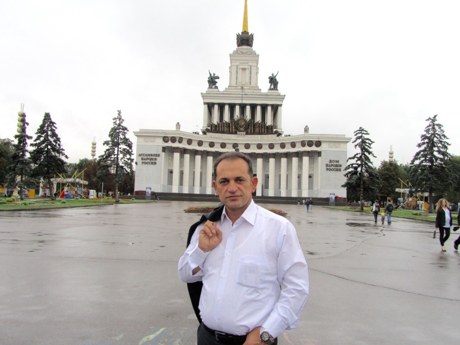 Jamil Sabri, 39, Erbil, Iraq