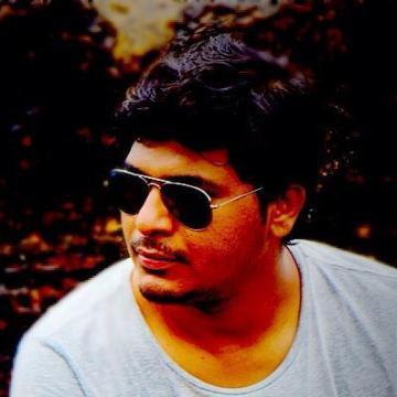 Raj, 33, Hyderabad, India