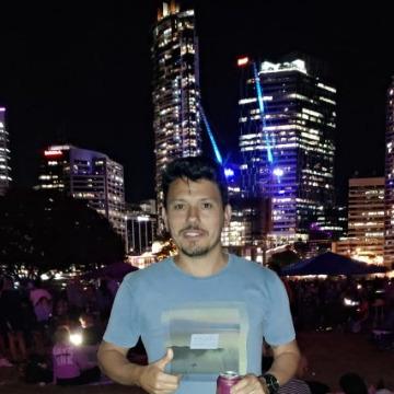 Neto Sebrian, 40, Brisbane, Australia