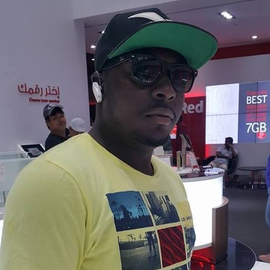 Nana Akomeah, 30, Doha, Qatar