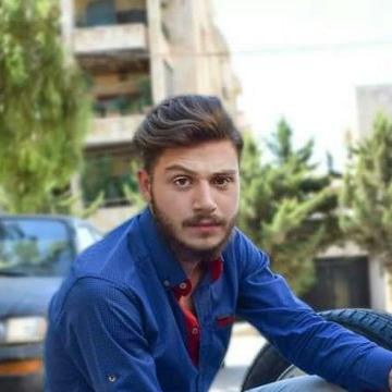 ahmad, 23, Aleppo, Syria