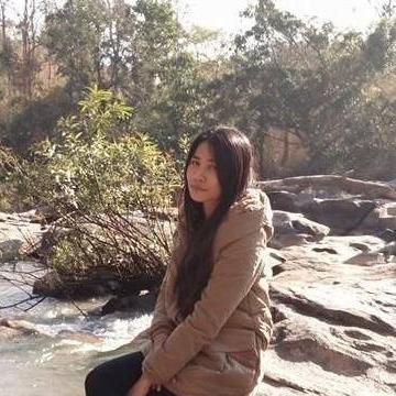 Sariya Saya, 33, Bangkok, Thailand