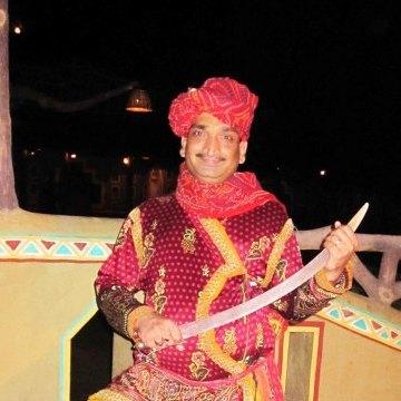 Ashok K Poddar, 42, Calcutta, India