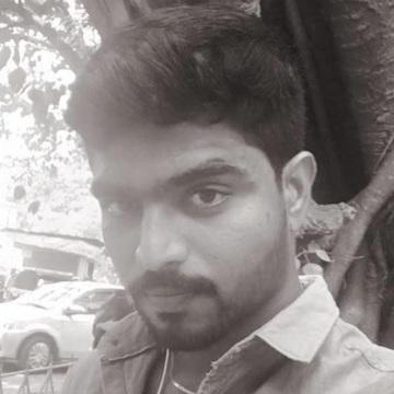 Thager Basha, 28, Chennai, India