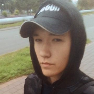 Nikita Raishi, 24, Kemerovo, Russian Federation