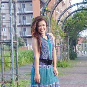 Angelica Bajamundi Silva, 24, Manila, Philippines