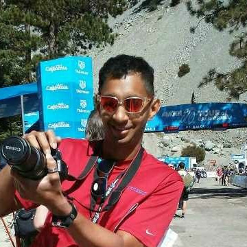 Neil Amin, 28, Denver, United States