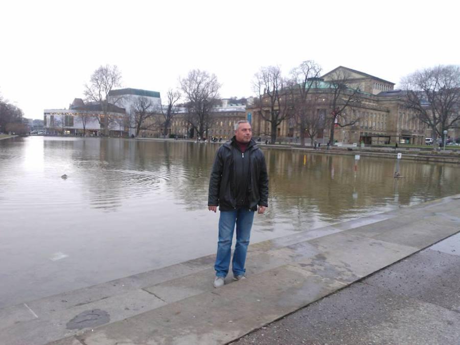 Goran Stevanovic, 55, Belgrade, Serbia