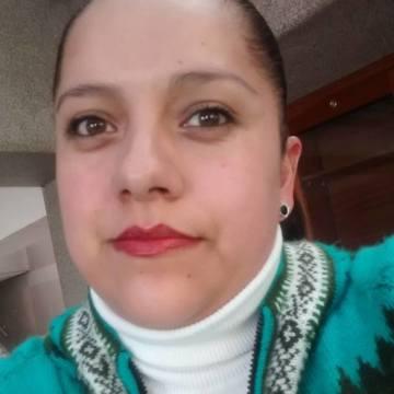 Cynthia Ocampo Cadena, 41, Mexico City, Mexico