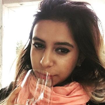 Manali Chatterjee, 27, Sharjah, United Arab Emirates