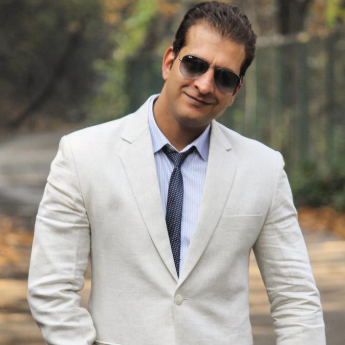 Khalid, 38, New Delhi, India