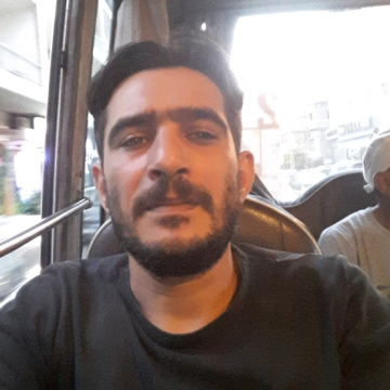 Ahmad Al Tawil, 37, Beyrouth, Lebanon