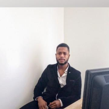 Marc Marion Kore, 28, Abidjan, Cote D'Ivoire