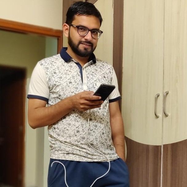 Gaurav S Rai, 31, New Delhi, India