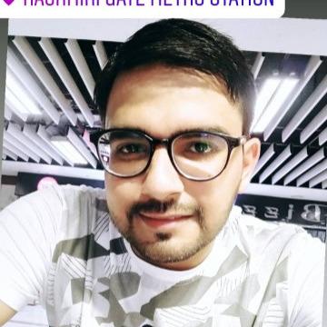 Gaurav S Rai, 30, New Delhi, India