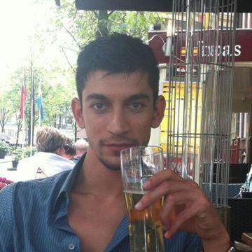 Ilya Aptekar, 32, Tel Aviv, Israel