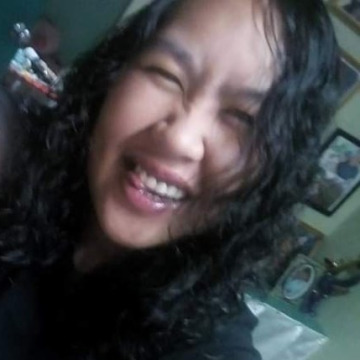 Amy Mave Garcia, 31, Baguio City, Philippines