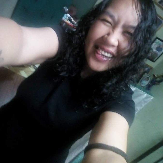 Amy Mave Garcia, 30, Baguio City, Philippines