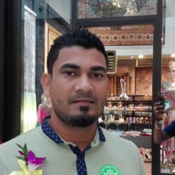 Mohamed Aashiq, 37, Colombo, Sri Lanka