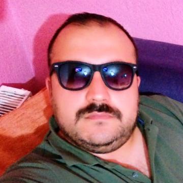 Gökhan, 34, Afyonkarahisar, Turkey