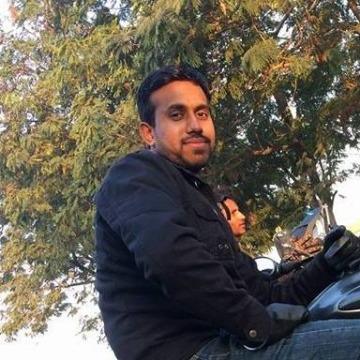 Swapneel Mahure, 29, Vadodara, India
