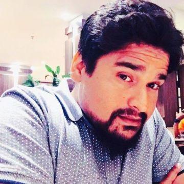 Abhishek Raaj, 36, New Delhi, India