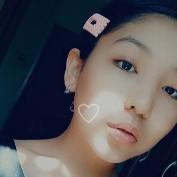 Dania Kambarbek, 18, Almaty, Kazakhstan