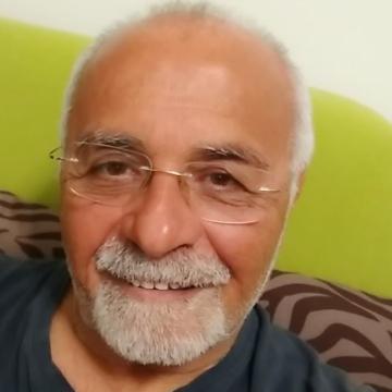 Mehmet Şahin, 70, Antalya, Turkey